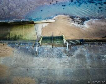 Broadstairs beach photography print