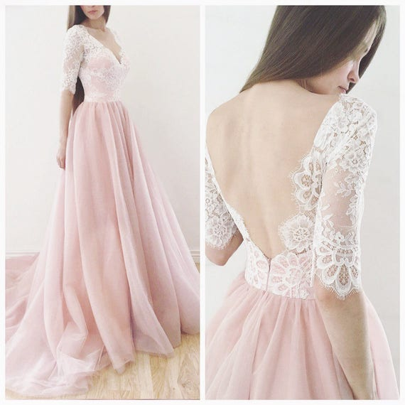 Wedding dress espana blush wedding dress wedding dress junglespirit Image collections