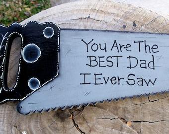 Best Dad Sign