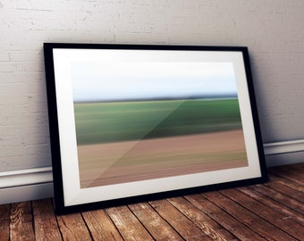 Wall Art Print | 'Passing By' | Gloss Print, Fine Art Print or Canvass Wrap | Various sizes
