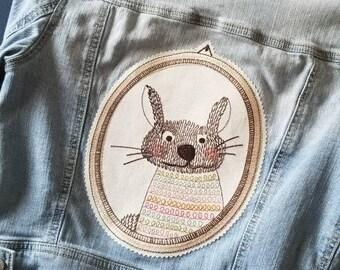 Little bunny foo foo jacket