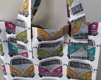 Medium campervan bag for life