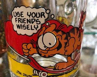 Garfield McDonalds Mugs