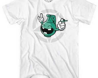 Let's Party T-shirt - Men and Unisex - XS S M L XL 2x 3x 4x - Grenade Shirt - 4 Colors