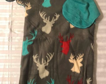Teal Stag ToddlerRoo the Seat Cover