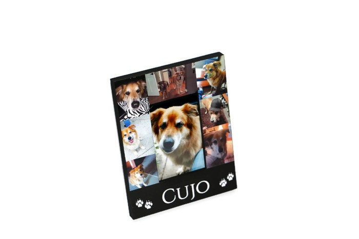 Pet Frame Personalized Pet Memorial Collage Picture In Loving Memory ...