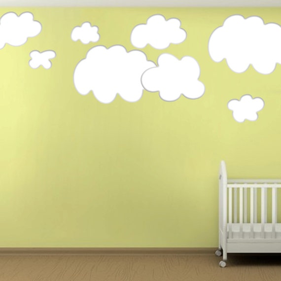 Delighted Cloud Wall Art Contemporary - Wall Art Design ...