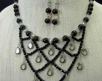 Night at the Opera, Beaded Necklace