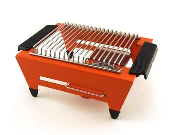 Vintage 70s Food Warmer - Dutch TOMADO single Warming Tray - Rechaud heater