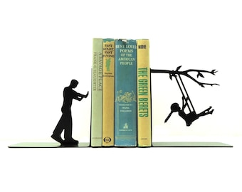 Swinging Bookends