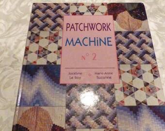 BOOK PATCHWORK MACHINE NO. 2