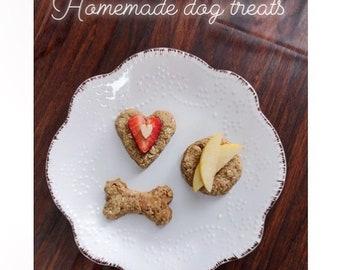 Good Dog Peanut Butter Cookies