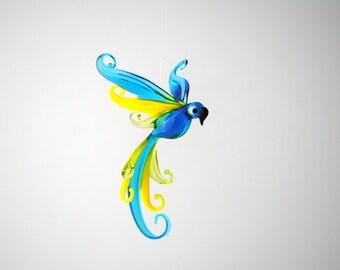e36-158 Fancy Parrot