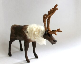 Reindeer - Pdf sewing pattern