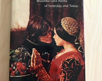 How Do I Love Thee? Love Poems of Yesterday and Today, 1969 Hallmark Editions 1969, Shakespeare, Lord Byron, Browning, Vintage