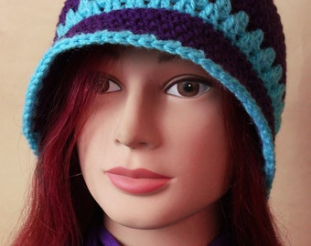 CROCHET PATTERN - Daily Cloche