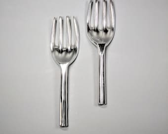 Vintage Salad Fork Set