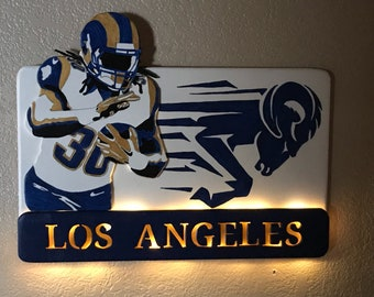 Los Angeles Rams Sign