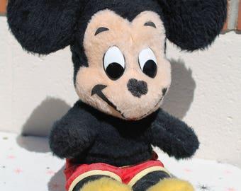 Vintage Walt Disney Mickey Mouse Plush Toy