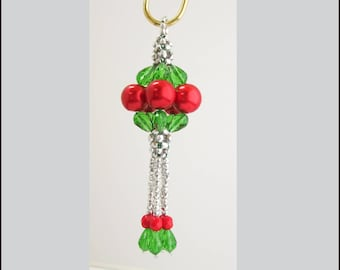 Bauble and Bling Ornament Instructions
