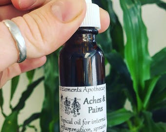 Aches & Pains Oil