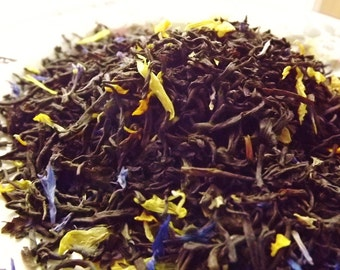 Bermuda Breakfast Blend, Loose Leaf, Black Tea, Bermuda Collection