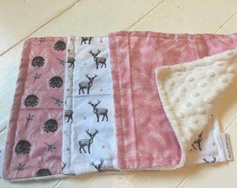 Set of 3 Handmade Baby Comforters