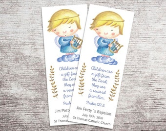 Baptism invitations boy Baptism favors Christening gift Baptism gift First communion gift Communion favors Personalized stationery