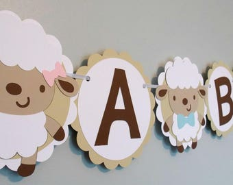 Popular Items For Lamb Baby Shower