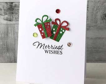 Merriest Presents Card