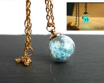 Necklace - Shining Stars in the Night