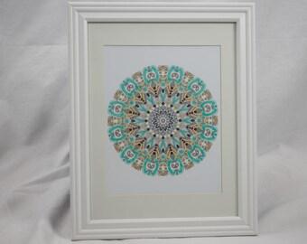 Art Unique geometrical