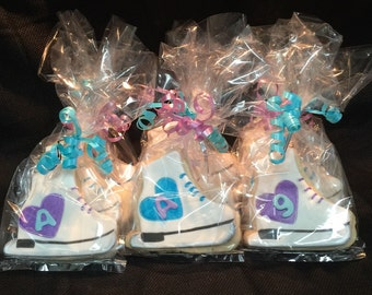 Cookie Favors - Ice Skates