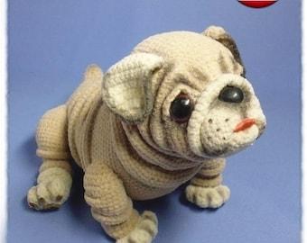 Bulldog puppy2