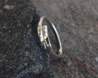 Loop Ring: Ethical Sterling Silver