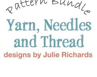 Owl Knitting pdf Pattern Bundle /Knitting Patterns /pdf Knitting Pattern /Owl Pattern /pdf Owl Pattern