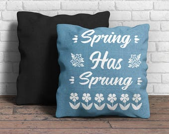 Spring Has Sprung Spring Time svg Spring Decor Spring svg Spring flowers svg spring has sprung svg for vinyl, heat transfers, htv and more