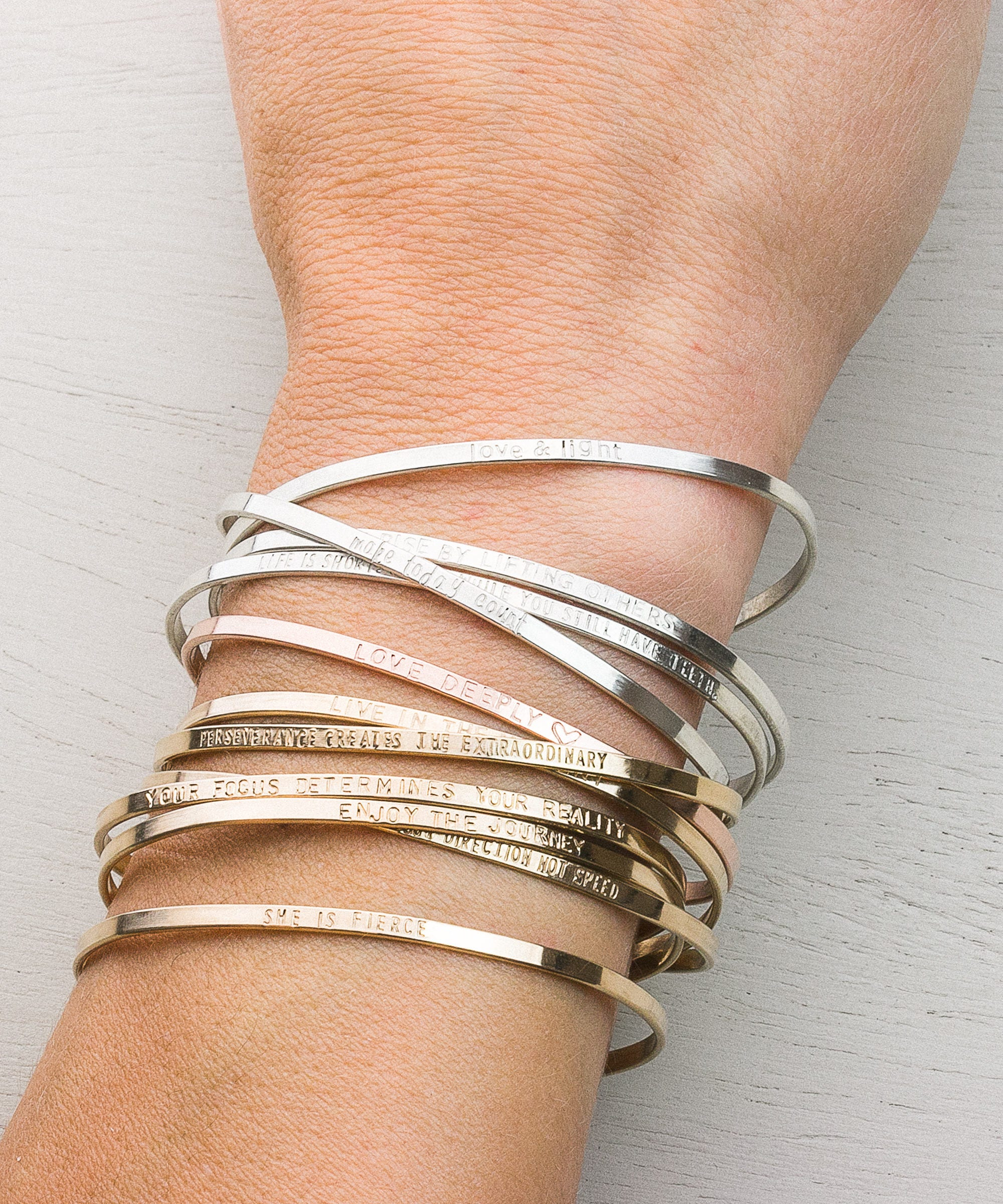 com inspiration babybox feinba fearless bangle bracelet featured at bangles