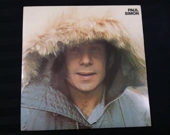 """Paul Simon - self-titled LP - KC 30750 - 12"""" vinyl lp, album (Columbia Records,1972) 70s Pop/Folk Rock music"""