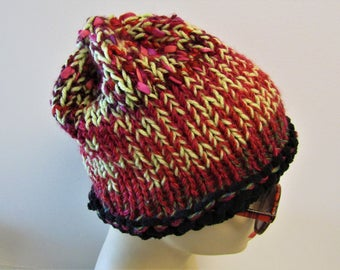 French Colored Hat