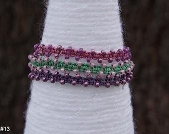 Bollywood Style Stacked Bracelets