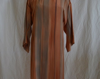 Warsha by Nicole Original Stripped Dress