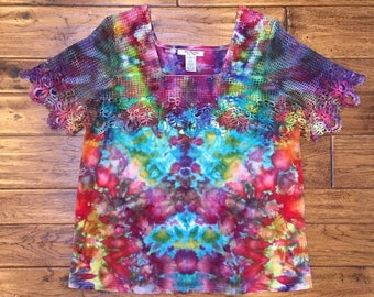 Stunning Tie Dye Made By Maddy