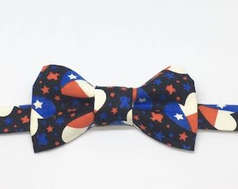 TEXAS bow tie, Little boy bow tie, Texas gift, hurricane harvey fundraiser, texas baby gift, adult texas bow tie