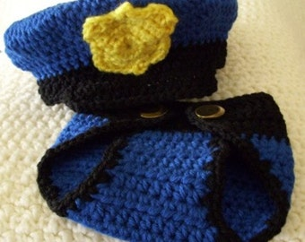 Policeman's Outfit