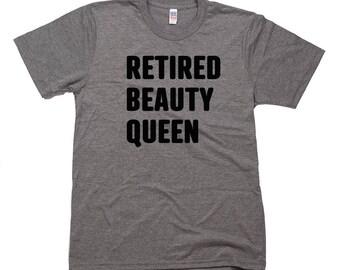 Retired Beauty Queen