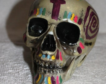 Day of the Dead Skull Style 2