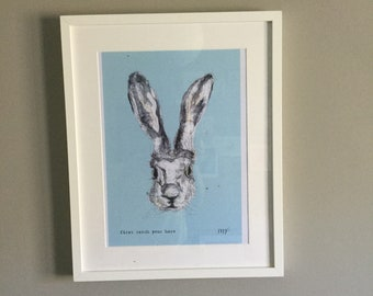 The proverbial hare