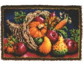 Country Harvest Latch Hook