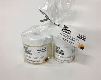 Problem Skin Pack - Organic Grass-fed Tallow and Raw Shea Butter